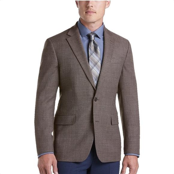 Kenneth Cole Other - Men's Kenneth Cole Brown Blazer Sports Jacket